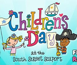 South Street Seaport Childrens Day