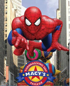 Macy's Thanksgiving Parade Packages, Parties, VIP Views