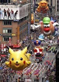 Macy's Thanksgiving Parade Vacation Package