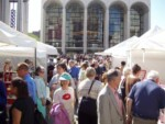 Annual American Crafts Festival at Lincoln Center