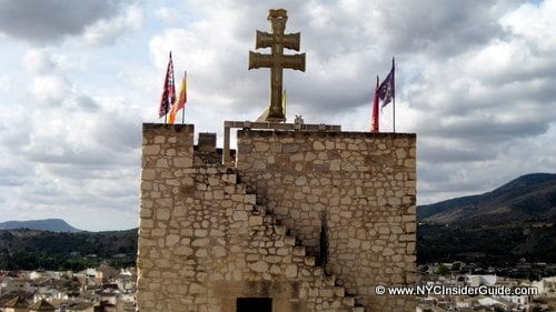 Caravaca Double Cross