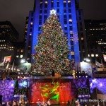 Best Place to see the Rockefeller Center Christmas Tree Lighting
