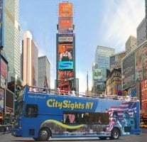 New York City Bus Tour