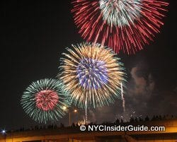 July 4th in New York City 2016
