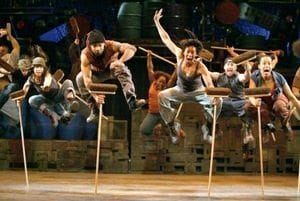 STOMP - Off Broadway Show