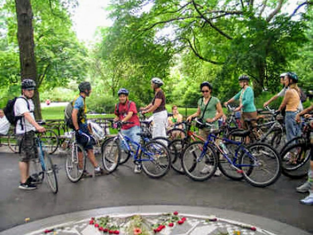 Central Park Bicycle Rental