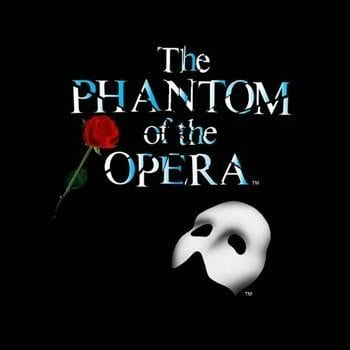 Phantom of the Opera Broadway Musical NYC