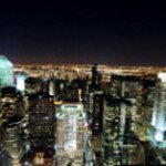 Top of the Rock NYC Night View