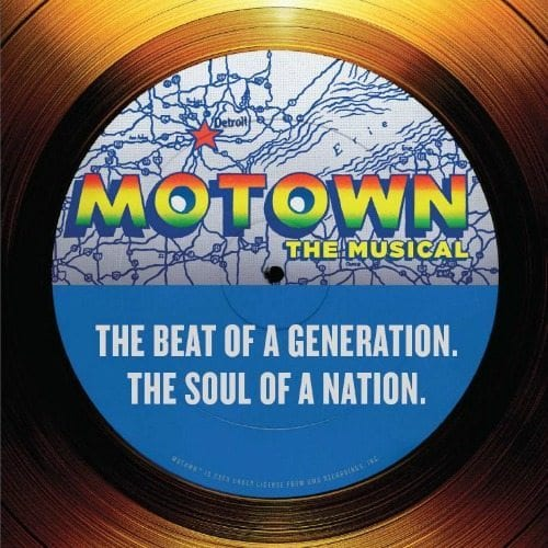 Motown The Musical on Broadway