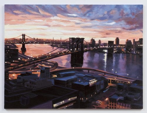 Ode to the Brooklyn Bridge Art Exhibit