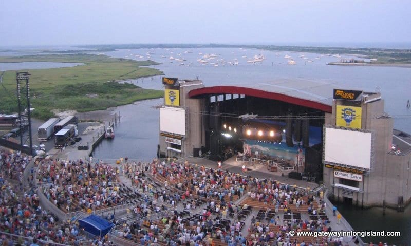 Summer Concerts at Jones Beach 2013