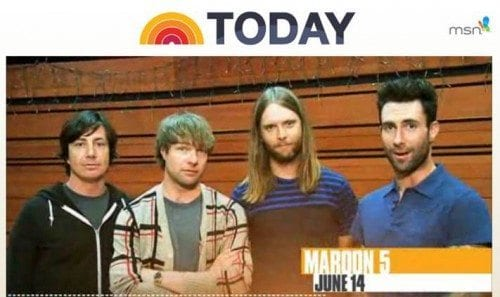 TODAY Show Toyota Summer Concert Series 2014