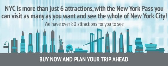 New York City Pass Attractions