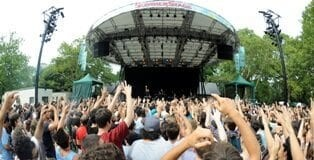 Central Park SummerStage NYC