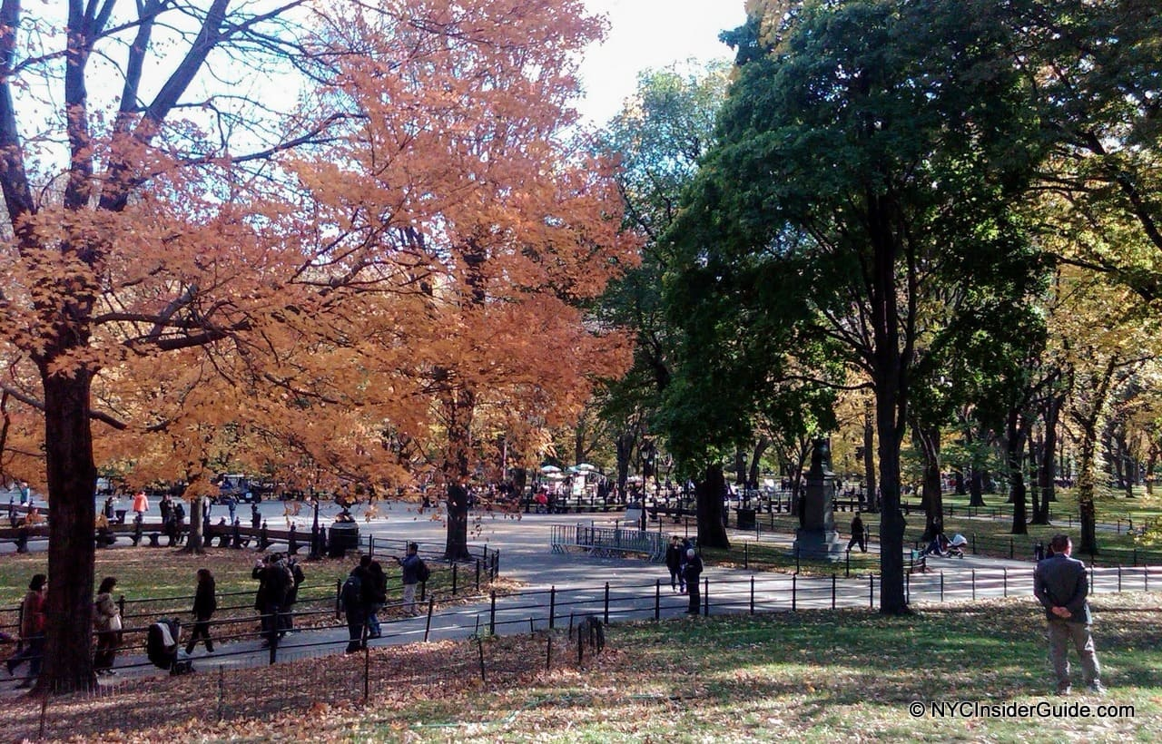 New York City Events Fall Season Calendar