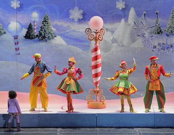 Rockettes Winter Wonderland