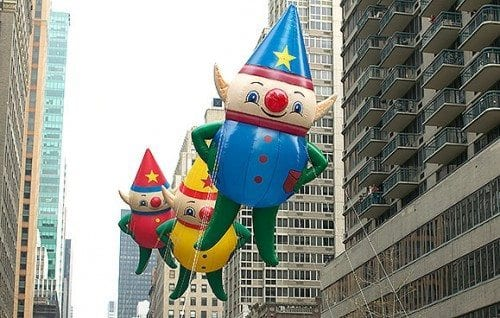 Best Hotel Rooms for Thanksgiving Parade New York City