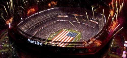 Super Bowl 2014 NYC
