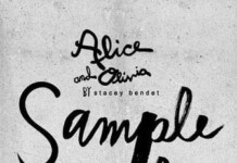 Alice + Olivia Sample Sale NYC