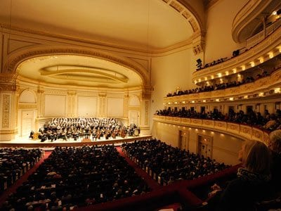 Perelman Stage Carnegie Hall NYC