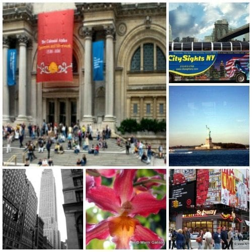 New York City 2 Day Itinerary