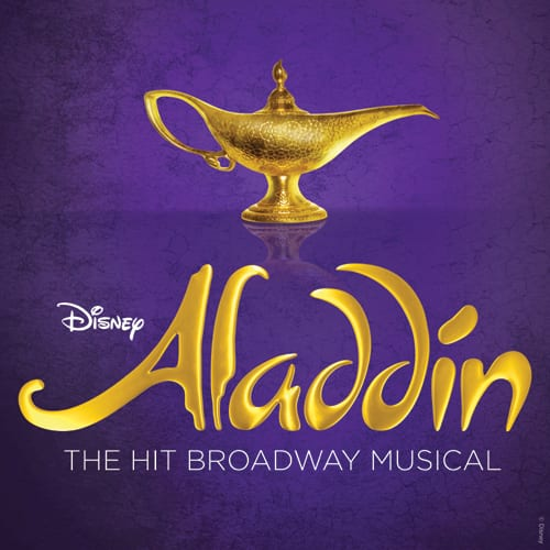 Aladdin Broadway Musical Comedy