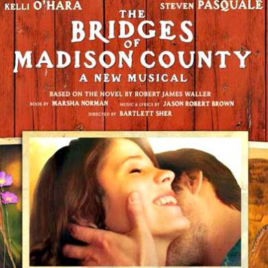 Bridges of Madison County Broadway Musical