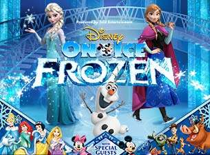 Disney on Ice NYC Frozen