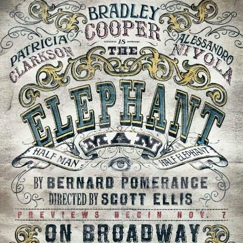 Elephant Man Broadway Play