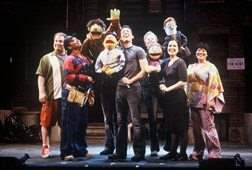 Avenue Q Off Broadway Musical