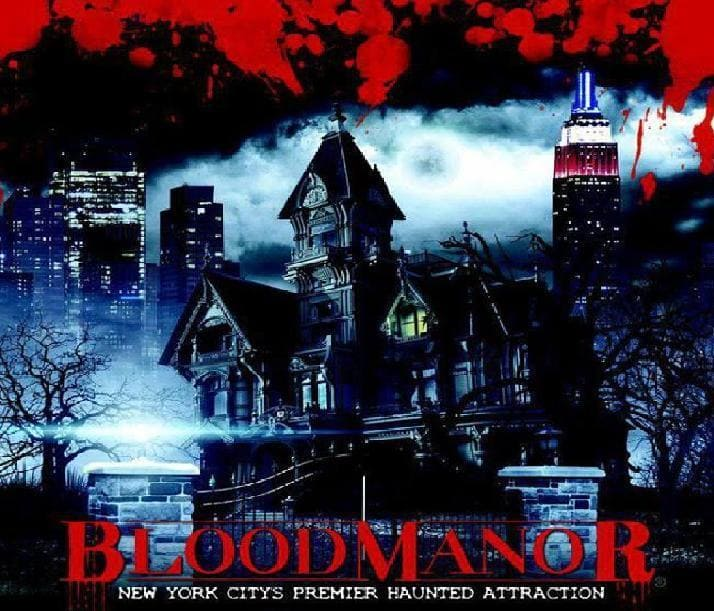Blood Manor New York City Haunted House
