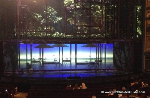 If Then Broadway Musical Stage