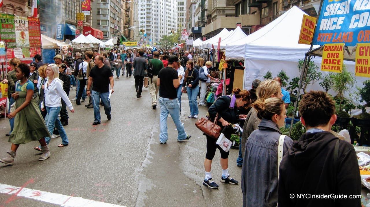 NYC Festivals Fairs Fall