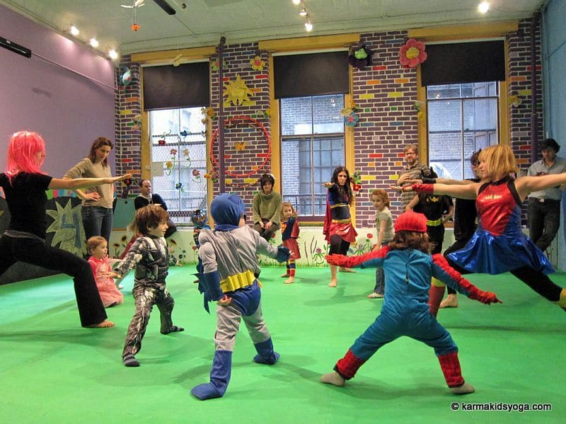 Karma Kids Yoga NYC