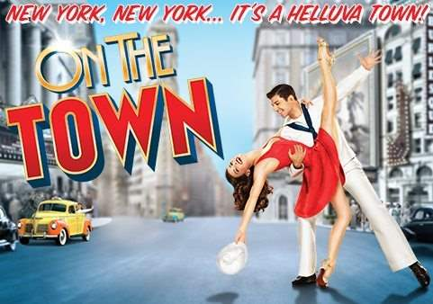 On the Town Broadway Musical