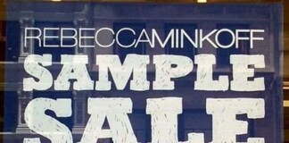 Rebecca Minkoff NYC Sample Sale