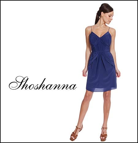Shoshana NYC Sample Sale