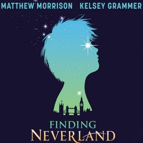 Finding Neverland Peter Pan on Broadway