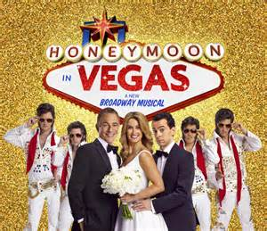 Honeymoon in Vegas Broadway Musical