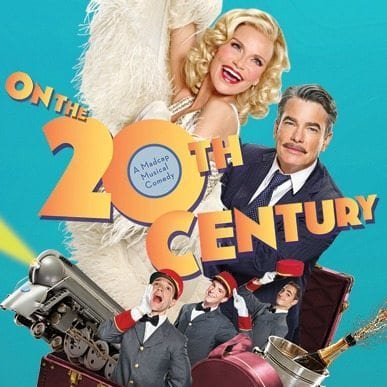On the Twentieth Century Broadway Show