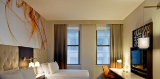 Residence Inn New York Manhattan World Trade Center Area
