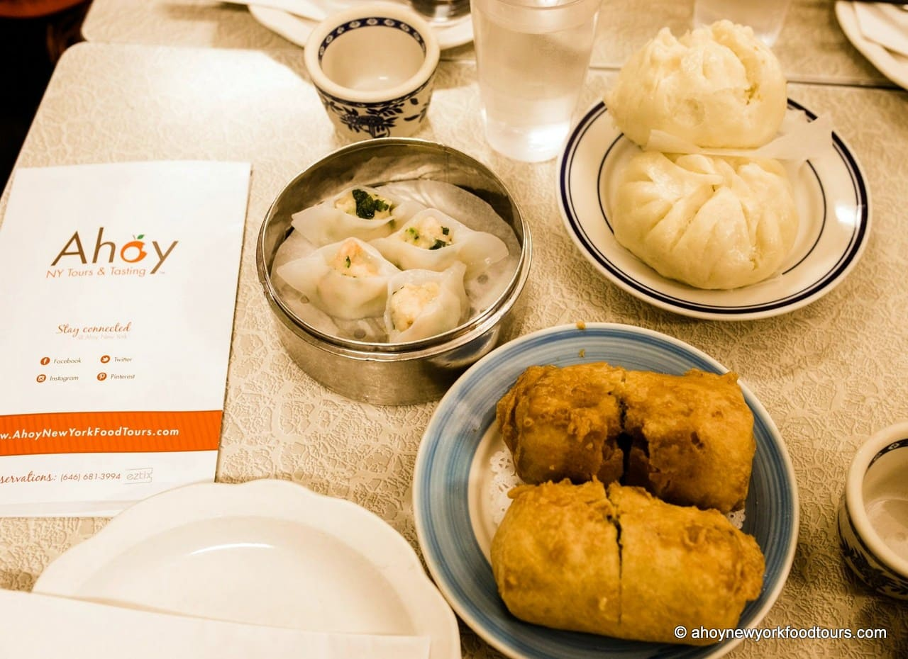 Ahoy New York Chinatown and Little Italy Food Fest Tours