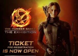 Hunger Games Discovery Center Times Square