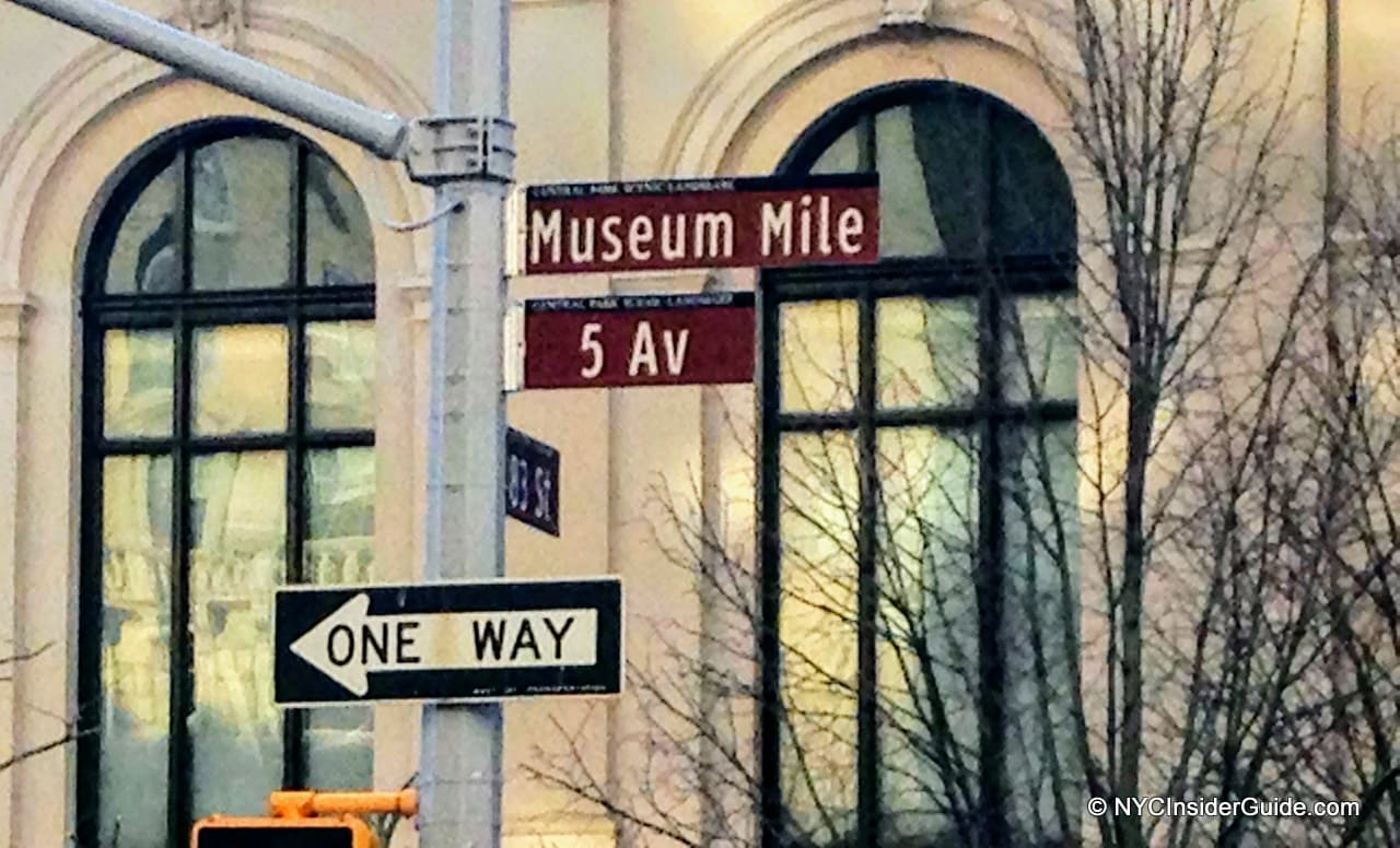 Museum Mile NYC