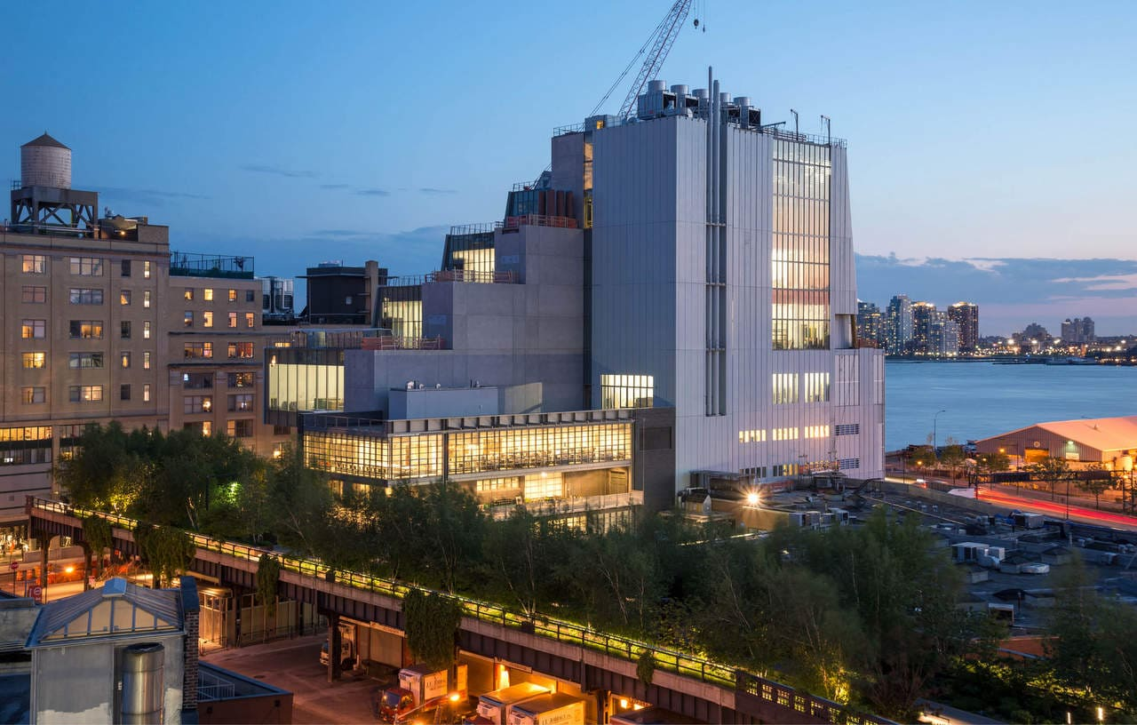 Whitney Museum NYC