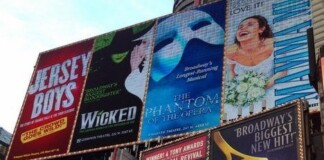 New York Broadway Shows