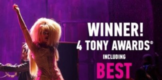 Hedwig and the Angry Inch Broadway Musical