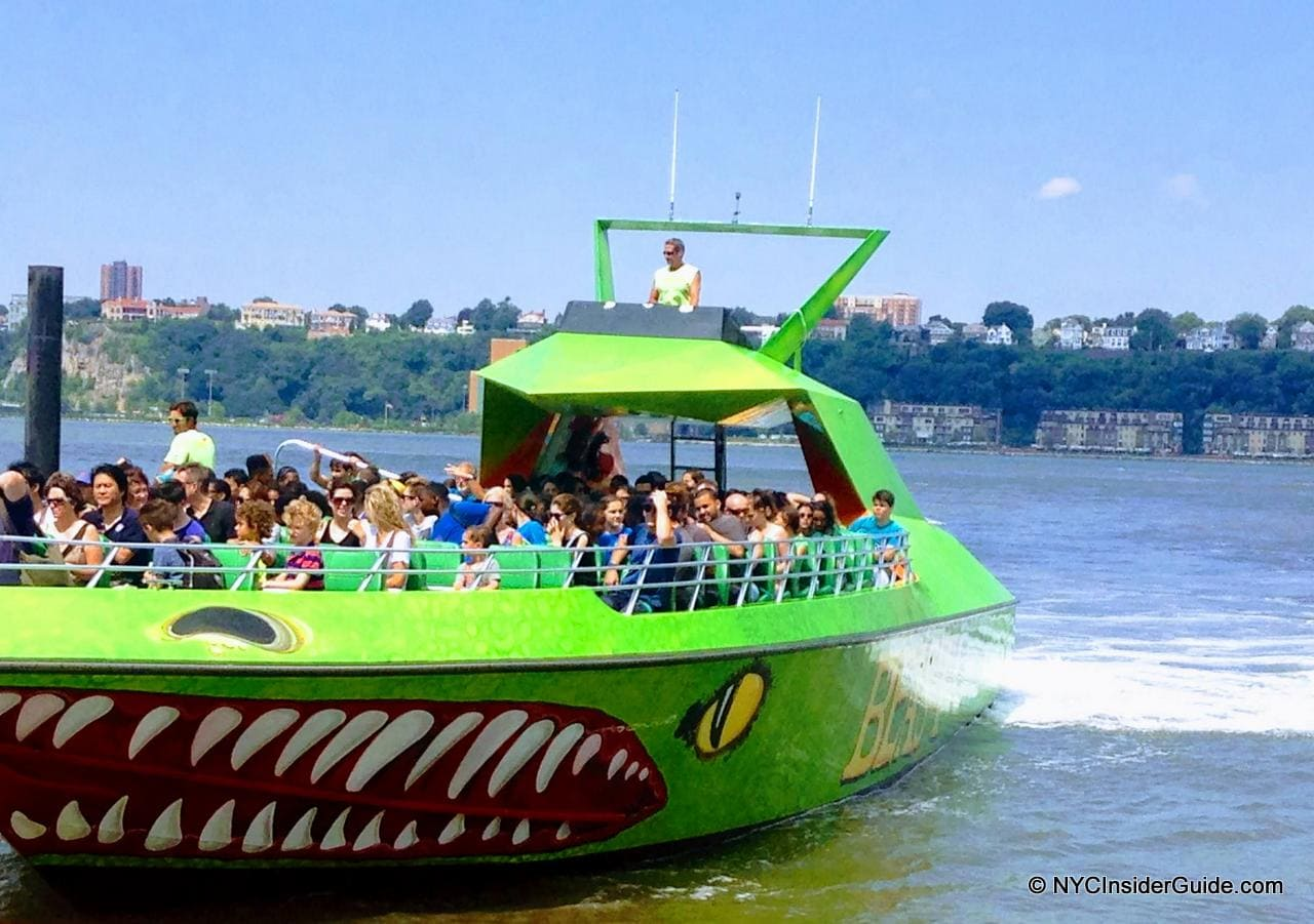 Beast Speedboat Ride NYC