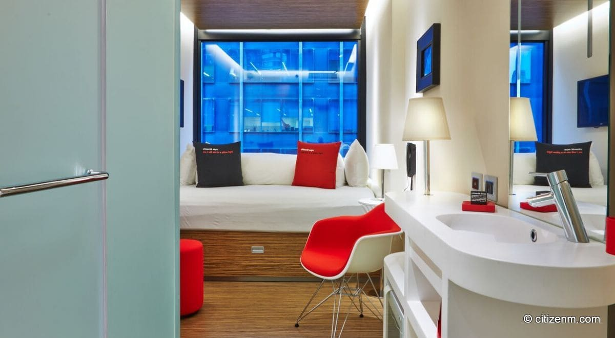 Cheap Hotels in Times Square