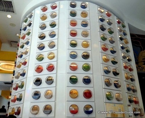 Lego Store NYC